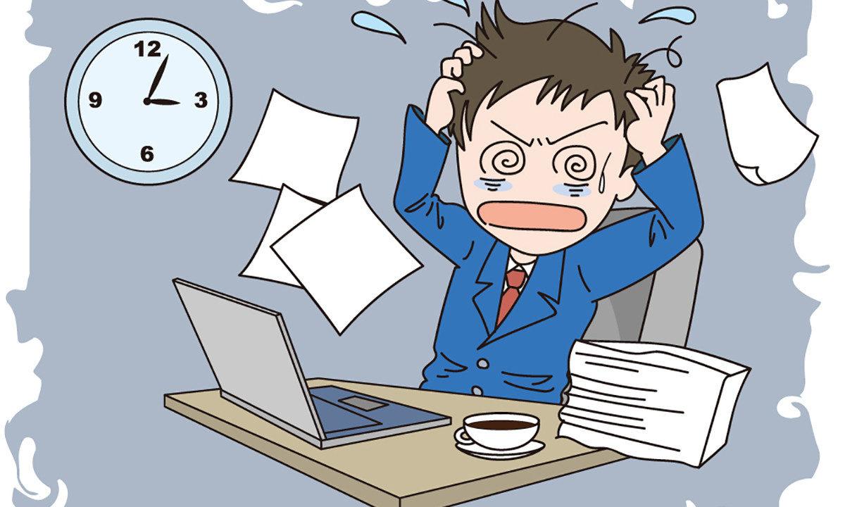 ストレス 限界 サイン ストレス限界のサインを見逃さないで!心・身体・行動の変化32症状